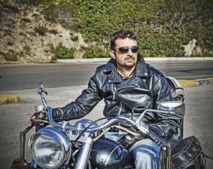 hot biker guy